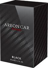 Lufterfrischer Areon LUX Parfüm Schwarze Linie 50ml. Duftbaum Autoduft Perfume