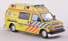 Chevrolet Diecast Ambulances