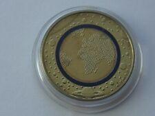5 Euro Sondermünze Blauer Planet Erde 2016 Prägestätte D - München - bankfrisch