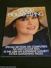 May Good Housekeeping Magazines for Women