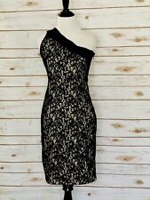 The Limited sz 0 Sleeveless One Shoulder Dress