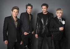 Duran Duran PAPER GODS (Last Night In The City) Postcard Stephanie Pistel photo