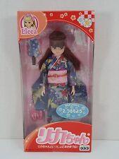 New Japan Takara Blythe Licca Chan Plum Flower Kimono Yukata Licca Doll