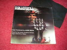 LP OST Rollerball UNIT ARTISTS Andre Previn Score