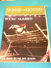 HORSE and HOUND - SHOW NUMBER - MARCH 2 1979