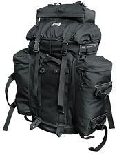 NEU BW Bundeswehr Wander Rucksack Trekking Army US Mountain Pack Outdoor schwarz