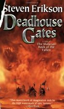 Deadhouse Gates: A Tale of The Malazan Book of the