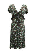 Leona Edmiston Viscose Floral Dresses for Women