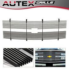 AUTEX Upper Billet Grille Insert for Chevrolet Blazer/C/K/Suburban 88/92-93