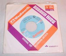 1964 45 RPM THE 4 SEASONS DAWN PHILIPS RECORDS SEALED WOOLWORTHS GOLDEN HITS