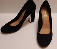 Womens Black HEAD OVER HEELS by DUNE ARISTA High Heel Dress Shoes Size 9 M