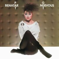 NEW CD Album Pat Benatar - Get Nervous (Mini LP Style Card Case)