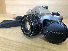 *Near Mint +* Pentax MX 35mm Film Camera w/ Pentax M 50mm F/1.7 Lens From Japan