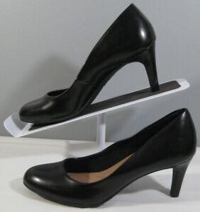 New Women's Deflex Comfort 171664 Karma Design Black High Heels Shoe Size 6 glue