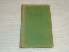 Henry Cotton SIGNED My Swing Golf Hardcover Book 1952 w/ Personalized Notes