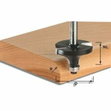 New Festool 491015 cutter HW shank 8 mm - HW S8 D31,7/R9,5 KL