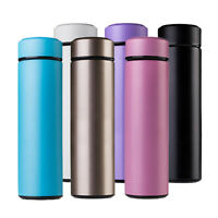 Vacuum Insulated Stainless Steel Water Bottle / Travel Coffee Mug