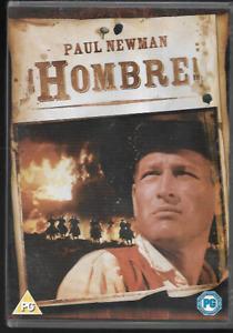 HOMBRE GENUINE R2 DVD PAUL NEWMAN FREDRIC MARCH RICHARD BOONE