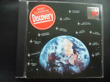 SONY  CLASSICAL   -   DISCOVERY  CD  1995 ,   MODERN  CLASSICAL,  ROMANTIC