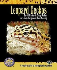 Leopard Geckos (Complete Herp Care)-ExLibrary