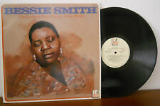 127 - 33 GIRI BESSIE SMITH - THE GREATEST BLUES SINGER IN THE WORLD      2/17