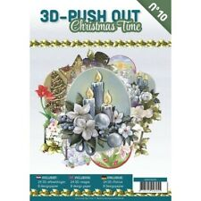 Sale! Christmas Mini Pyramid  3d Decoupage Book by Studio Light  book  30