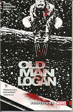 WOLVERINE - Old Man Logan Bordertown - Softcover Graphic Novel  - NEW