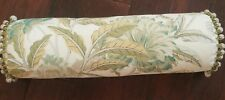 NEW ROSE TREE ANTIBES  NECKROLL ACCENT PILLOW
