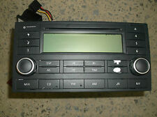 VW TOUAREG ORIGINAL RADIO CD PLAYER HEAD UNIT 7L6035195  7L6 035 195