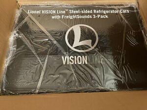 Lionel Vision Line Merchants Despatch Reefer 3-Pack (2026980) – New York Central