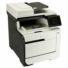 HP LaserJet Pro 400 Colour MFP M475dw Multifunction Laser Printer M475 475dw V1J