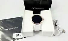 PUMA Sport Smartwatch Lightweight Touchscreen with Heart Rate PT9102