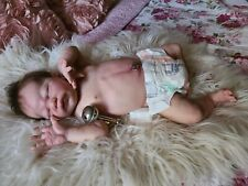 RARE!!! Reborn doll Miracle by Laura Lee Eagles