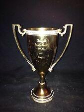 "1960 7 1/2"" Bicknell Invitational Ski Jumping Loving Cup Trophy"