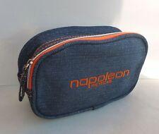 Napoleon Perdis Denim Makeup Cosmetics Bag, Brand New!! 100% Genuine!!
