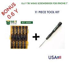 Repair Tools Kit Set Screwdriver  Electronics PC Mobile Iphone 7 6S 6 Tablet