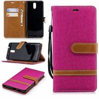 Nokia 3.1 Étui Coque Téléphone Portable Protection Sac à Clapet Housse de Pnik