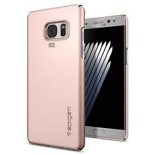 Spigen Galaxy Note FE Case Thin Fit Rose Gold