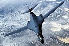 New 5x7 Photo: USAF Rockwell B-1 Lancer Heavy Bomber Fighter Aircraft