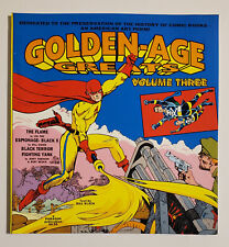 Golden-Age Greats Volume 3 TPB (1995, AC Comics/Paragon Press) FN/VF