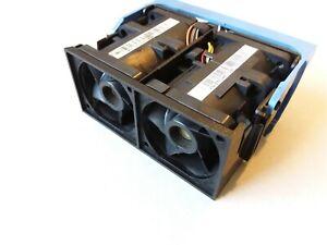 Dell PowerEdge 1950 Server Internal Case Cooling Dual Fan Assembly MC545 TC146