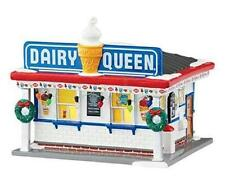 "Dept 56 Snow Village ""DAIRY QUEEN STORE"" - New FREE SHIPPING"