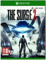The Surge 2 For Xbox One (New & Sealed)