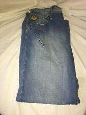Akademiks Mens Jeans Size 38 Blue