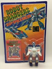 Vintage Robot Changers Indy Space Racer Sports Car Transformer Toy MOC 1980's