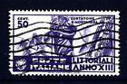 ITALIA - Regno - 1935 - Littoriali della Cultura e dell'Arte. 50C violetto