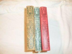 Companion Library 3 books Jo's boys,Treasure Island, Little Women