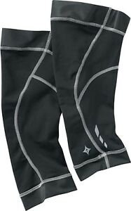SPECIALIZED Therminal 2.0 Women's Knee Warmers Black XLarge - NEW