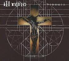 ILL NINO - EPIDEMIA - DIGIPAK-CD - 884860069526
