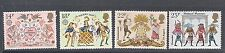 GREAT BRITAIN stamps, UK, Folklore (Europa C.E.P.T. 1981) 06.02.1981